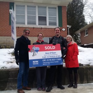 guelph real estate - first time home owners